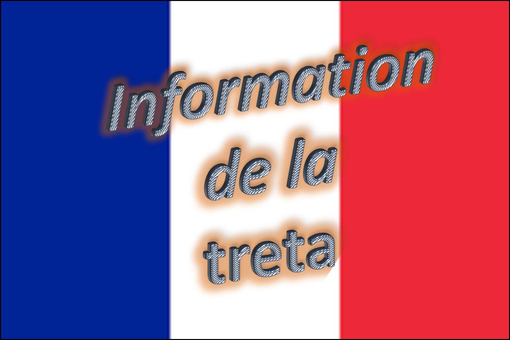 Information de la treta !…